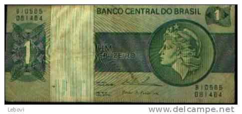 BRESIL - 1 Cruzeiro - Brésil