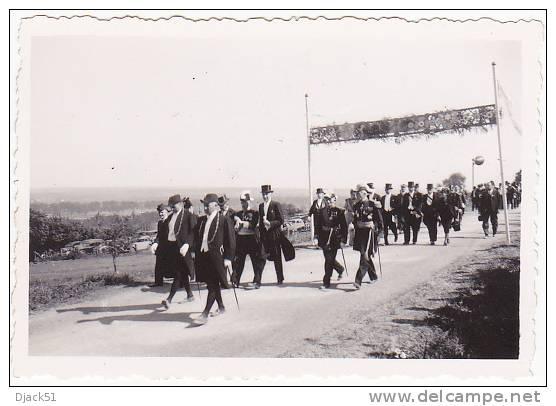 Procession - Officiels - Députés - Préfets - Généraux + Général Weygand - 1939 - Lieux