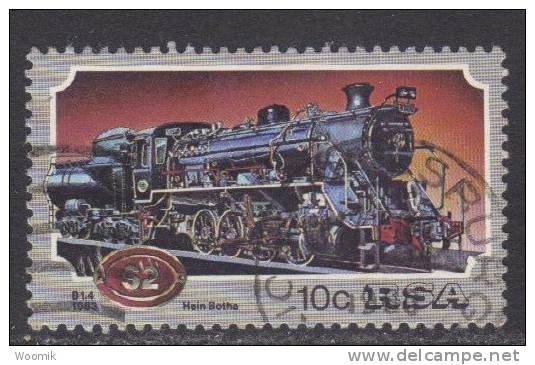 South Africa ~ Steam Locomotives ~ SG 541 ~ 1983 ~ Used - Unclassified