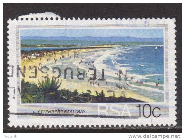 South Africa ~ Tourism/Beaches ~ SG 549 ~ 1983 ~ Used - Unclassified