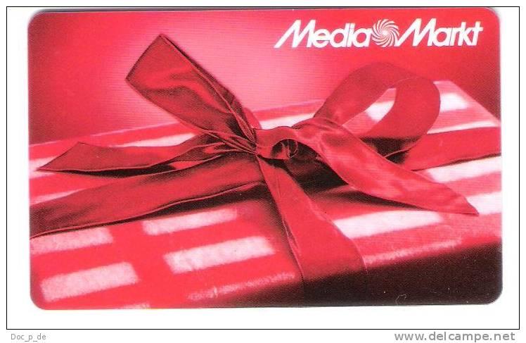 Germany - Allemagne - Media Markt - Carte Cadeau - Carta Regalo - Gift Card - Geschenkkarte - Frankreich