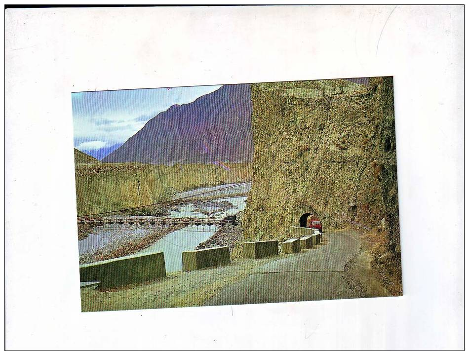 Gilgit, Denyire Bridge, Its Connect One Valley To Others - Pakistan