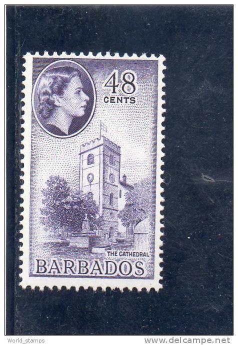 BARBADOS 1953 ** - Barbados (...-1966)