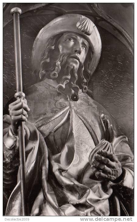 N2504 Rabenden Im Chiemgau Kirchenpatron St Jakobus Major Am Hochaltar Not Used Perfect Shape - Chiemgauer Alpen