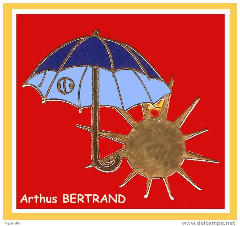 SUPER PIN´S Arthus BERTRAND : Le MOIS De MARS De La Belle Série Des MOIS De L´Année - Arthus Bertrand