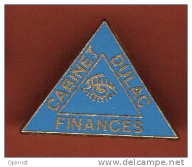 17866-banque.cabinet Dulac Finances. - Banche