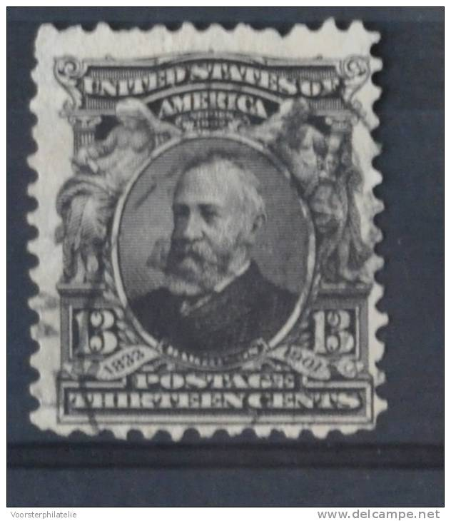 C198 ++ USA UNITED STATES 1902 MCHL 146 FOR PERFS SEE SCAN USED CANCELLED GEBRUIKT - Used Stamps