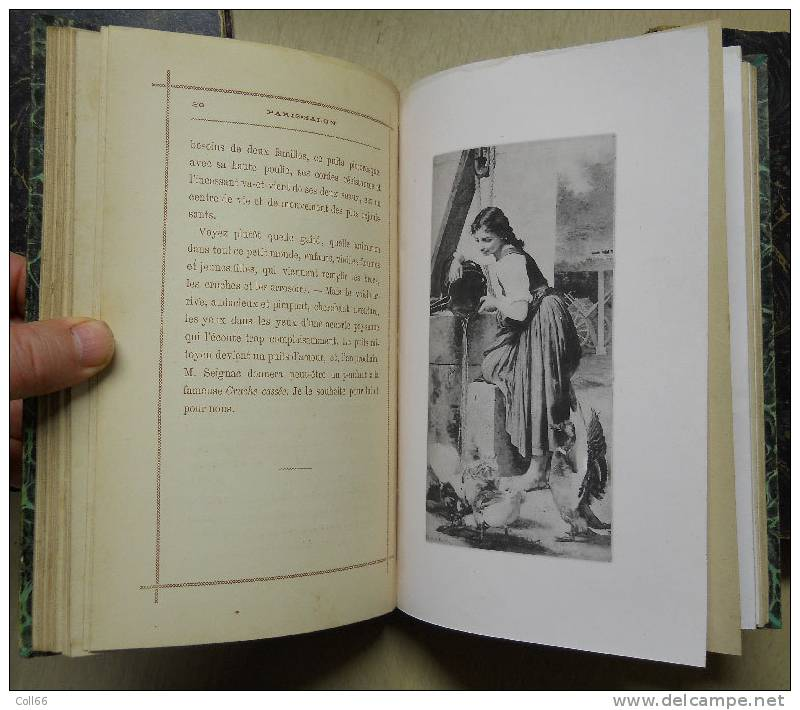 1885 Paris-Salon Par Les Procédés Phototypiques De Bernard & Cie  Par Louis Enault Edit Bernard Paris - Books, Magazines, Comics