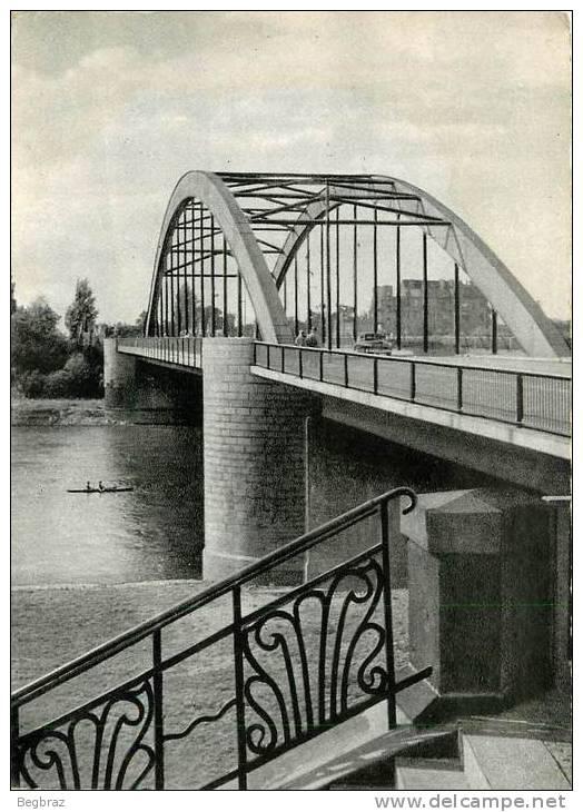 MAGDEBURG     WILHEM PIECK BRUCKE - Magdeburg