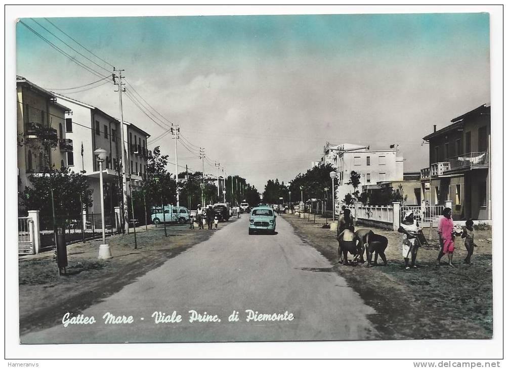 Gatteo Mare - Viale Principe Di Piemonte - Rimini - H935 - Rimini