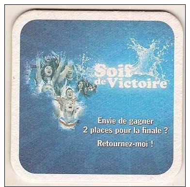 """Sous Bock """"Soif De Victoire"""" - Sous-bocks"""