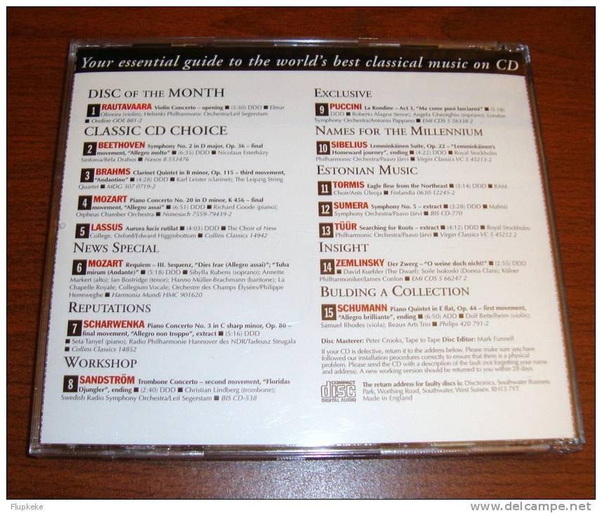 Cd Classic Cd Volume 85 Alagna And Guerghiu Hear Them Sing Puccini - Klassik