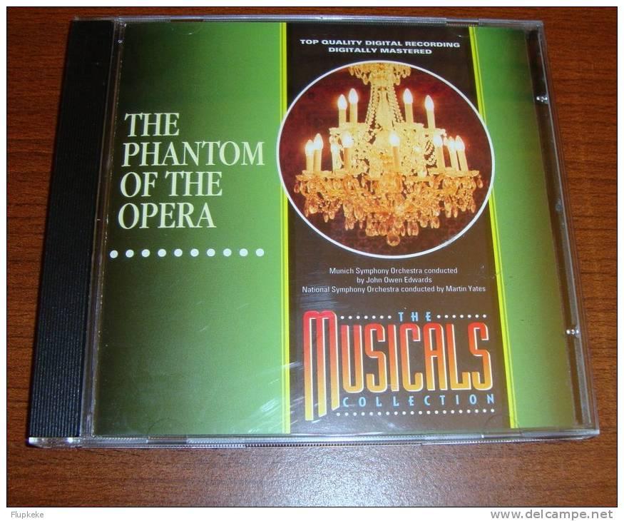 Cd The Phantom Of The Opéra Anrew Looyd Weber Terr - Oper & Operette