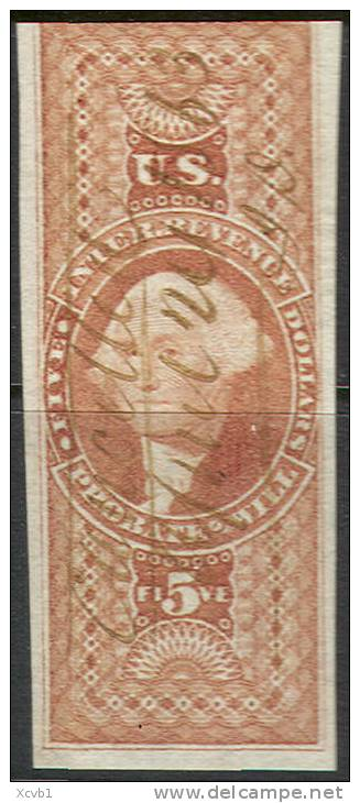 # United States  R  92a, Used  ,  SCV $ 700.00 (usr092a-1 - Revenues