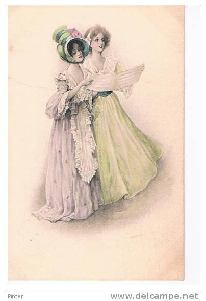 Femmes - Illustrateur MM VIENNE N° 270 - Vienne