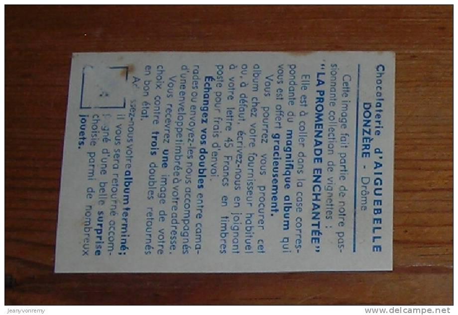 Chromo Chocolat  Aiguebelle N° 144 - Delage 1925. - Aiguebelle