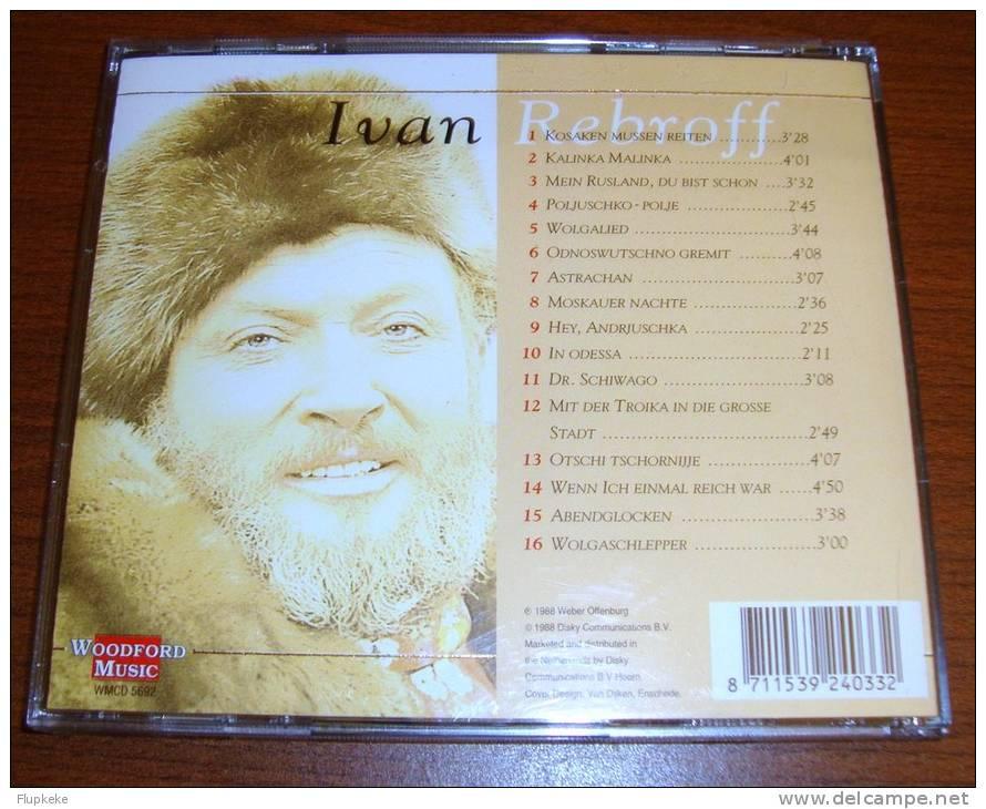 Cd Simply The Best Ivan Rebroff Kalinka Malinka His Greatest Hits - Country Et Folk
