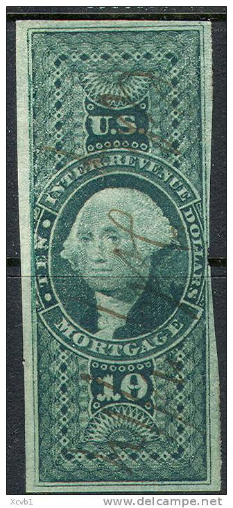 # United States  R  95a, Used  ,  SCV $ 700.00 (usr095a-1 - Revenues