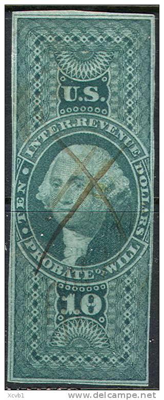 # United States  R  96a, Used, RARE (usr096a-1  [16-CEQW - Revenues