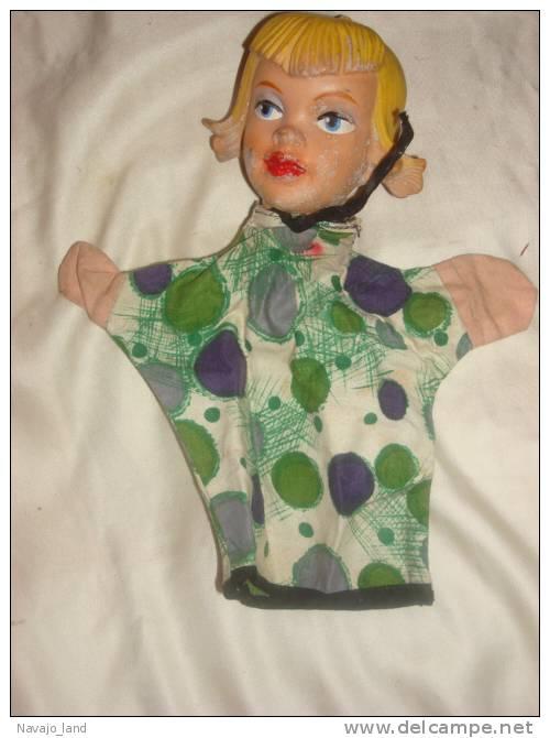 Ancienne Marionnette - Marionette