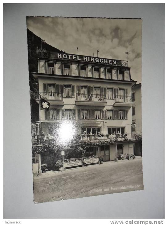 Flüelen; Hotel Hirschen - UR Uri