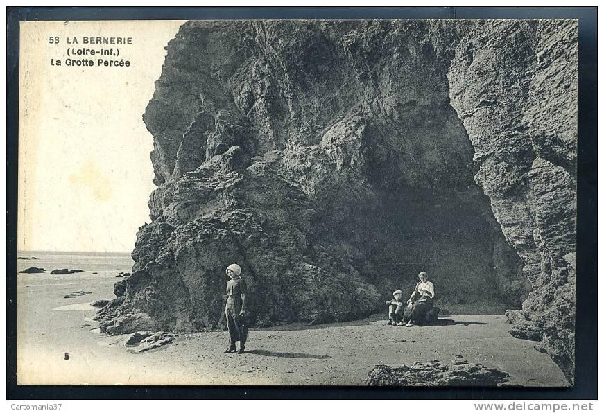 44-2065     La Bernerie Grotte Percee - La Bernerie-en-Retz