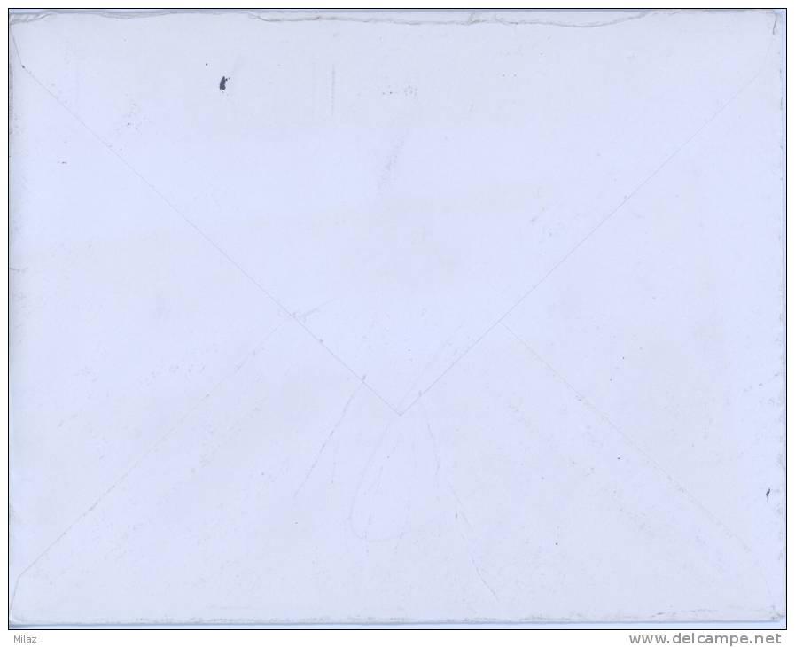 Enveloppe En Franchise (Ministère Des Anciens Combattants) De Paris Vers Paris - Décembre 1968 - Marcofilie (Brieven)