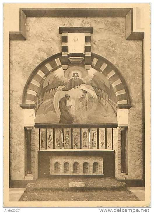 CPSM - Abbaye Norbertine De TONGERLOO - Autel De La Sainte Vierge (Ern. Thill, Bruxelles) - Westerlo