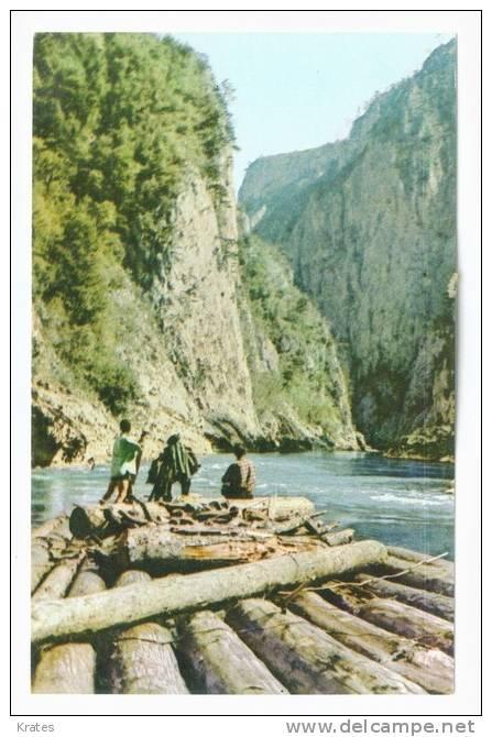 Postcard - Drina    (V 4595) - Bosnie-Herzegovine
