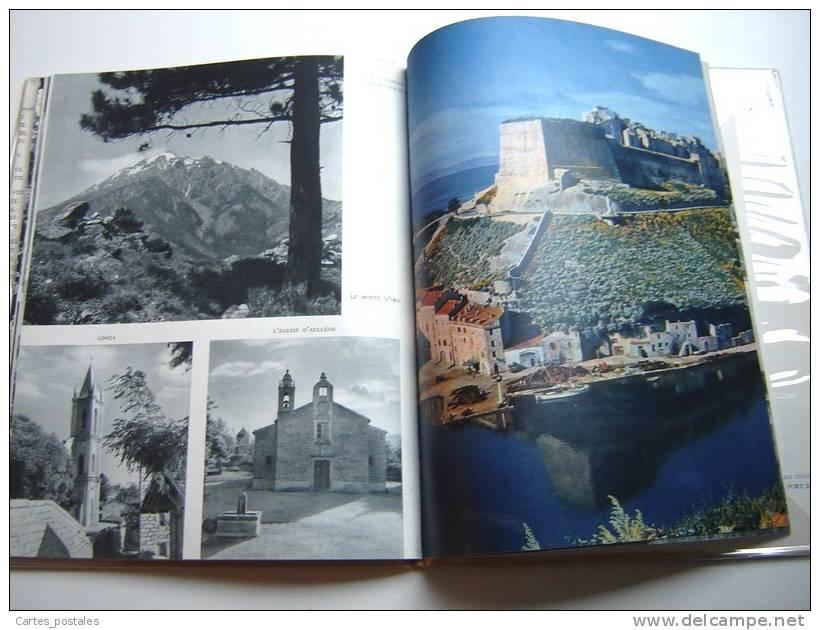 LA CORSE  /  PHOTOS : ROLAND BONNEFOY - TEXTE : JACQUES LAURENT - Corse
