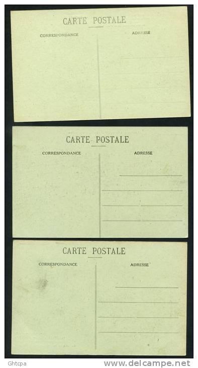 Lot De 3 CPSM.  LUNÉVILLE. Fêtes Du 10 Août 1919, Pour Le Retour De La Garnison. - Luneville