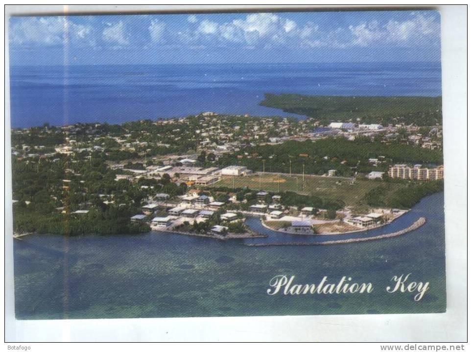 CPM , PLANTATION KEY - Key West & The Keys