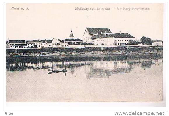 BOSNIE - Molinary Promenade - Brod N. S. - Bosnie-Herzegovine