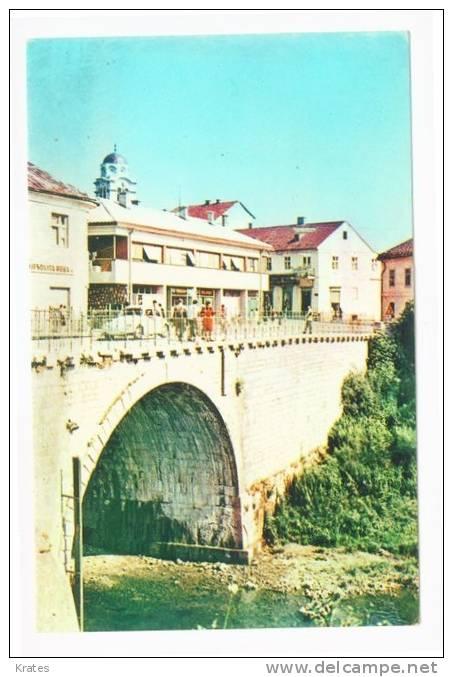 Postcard - Gospić   (V 5013) - Croazia