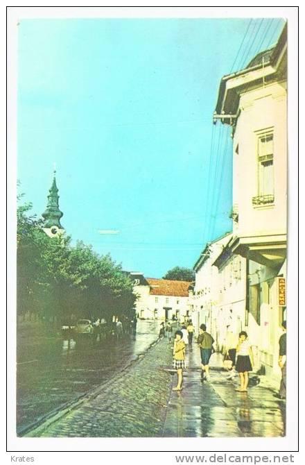 Postcard - Gospić   (V 5014) - Croazia