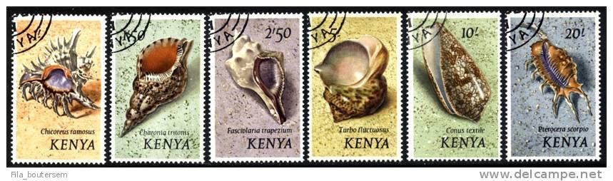 Kenia : 13-12-1971 (OBL)  Mich : 45-50  Yv : 43-48 - Kenya (1963-...)