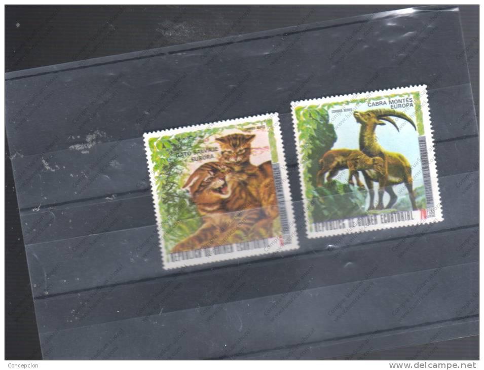 GUINEA  ECUATORIAL Nº  AE 72 - Roofkatten