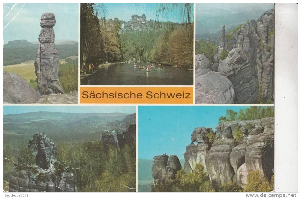 ZS10696 Barbarine Amselsee Mit Lokomotive Used Good   Shape - Frauenstein (Erzgeb.)