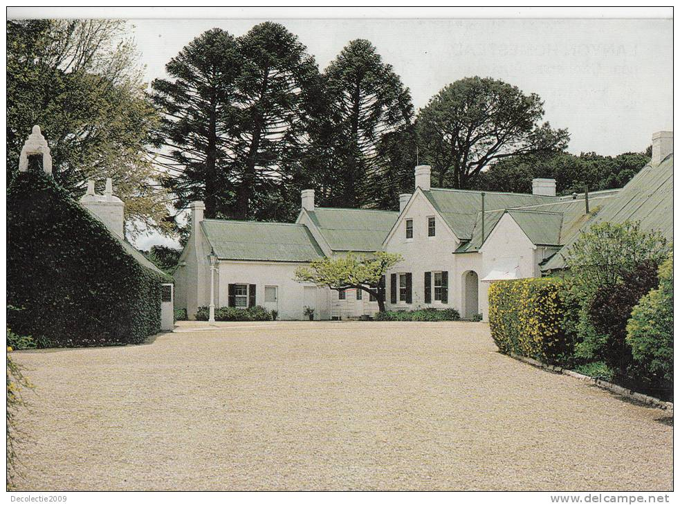 ZS6804 Lanyon Homestead Canberra Not Used Perfect Shape - Canberra (ACT)
