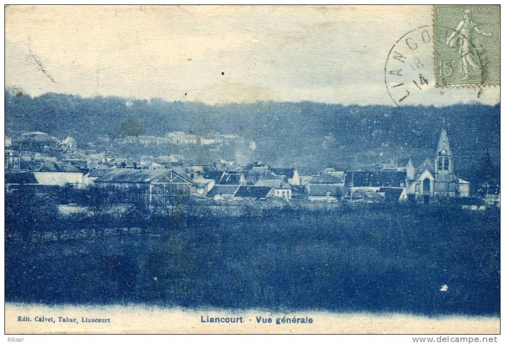 LIANCOURT(OISE) - Liancourt