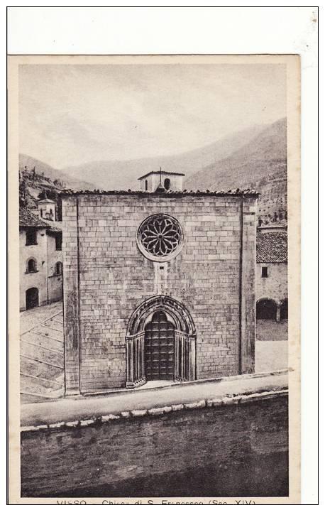 VISSO Chiesa Di S.Francesco .293 - Macerata