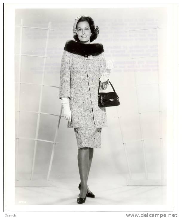 Foto  - Ciné Cinema Star Dina Merrill - Warner Bros - Cassettes Beta
