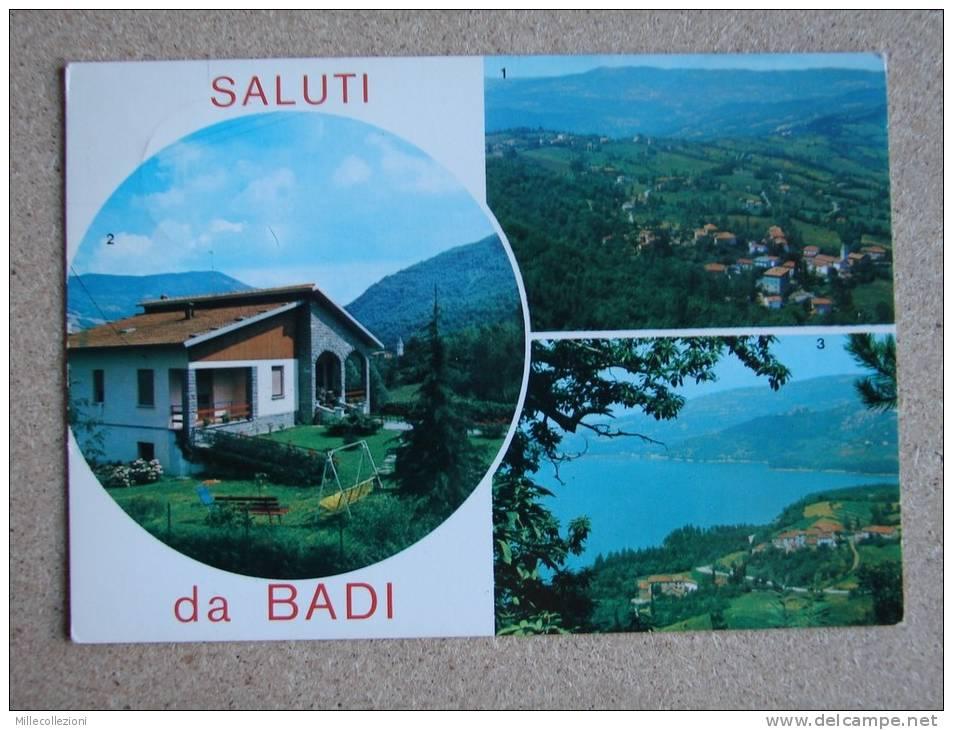 Bop1454)  Saluti Da Badi - Bologna