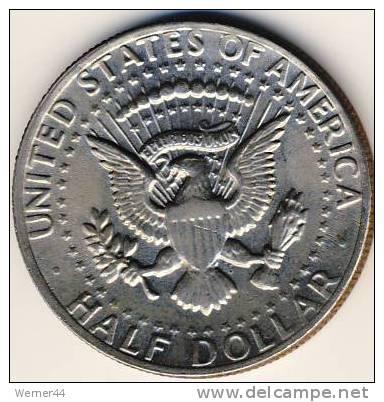 Half Dollar Von 1977 - Münzen