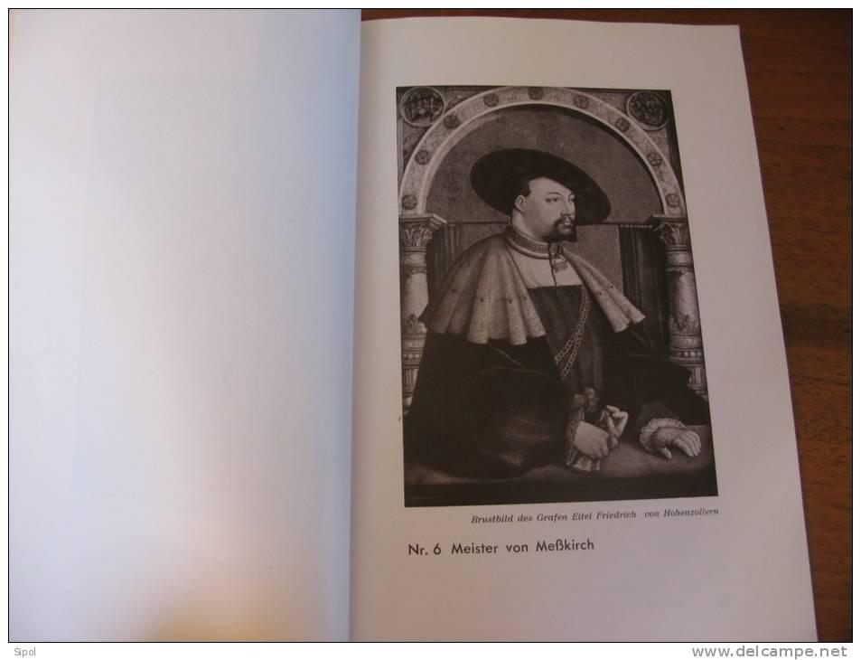 Fürstl.Hohenzollernsches Museum Sigmaringen - Katalog  50 Pages Env + Illustrations BE - Catalogues