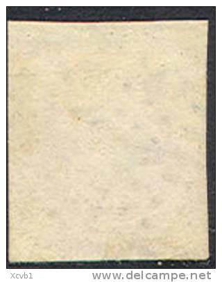 # France 21, Used,VF,  RARE  SCV3250, (fr021-13, Michel 17 Karmine, [16-CBET - 1853-1860 Napoleon III