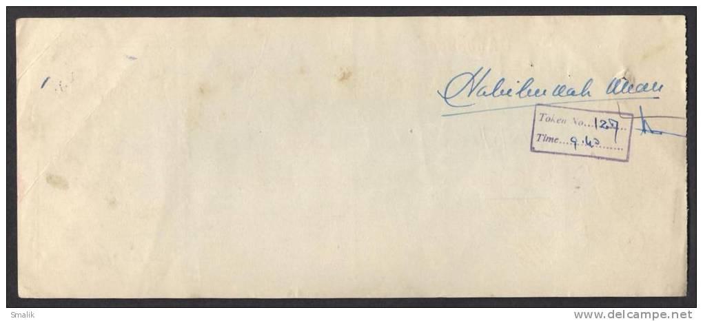 PAKISTAN Old Cheque Of The Australasia Bank Ltd. KARACHI 24-3-1964 - Bank & Insurance