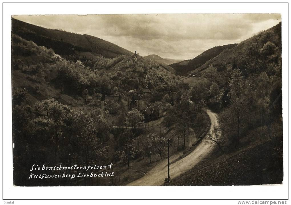 Kalfarienberg Lierbachtal - Kalvarienberg - Dos Vierge - Allemagne