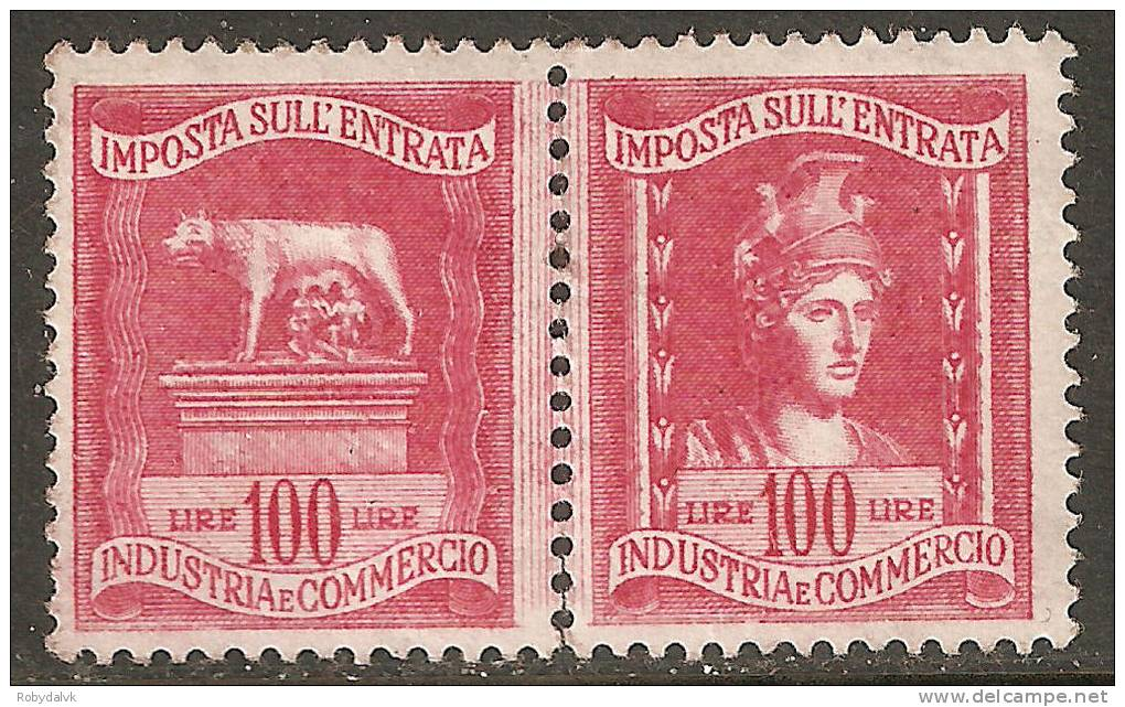 ITALIA - MARCA DA BOLLO (**) -  Vedi Immagine - 6. 1946-.. Repubblica