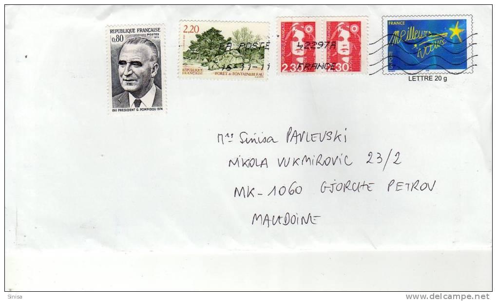 France / Letters / Covers - Frankrijk